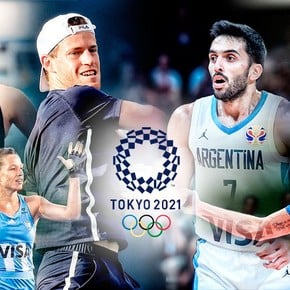 Argentina at the Olympic Games: all the results and the complete agenda