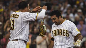 Daniel Camarena was the hero of the San Diego Padres