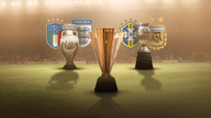 Schedule of the spectacular weekend: Euro and America Cup finals; Gold Cup starts