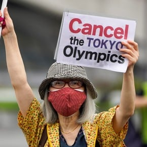 How the Olympics disrupted the consensus in Japan