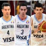 The Argentine National Team faces Australia at the start of their friendlies: 5 stories to follow from the preparation | NBA.com Argentina | The Official Site of the NBA