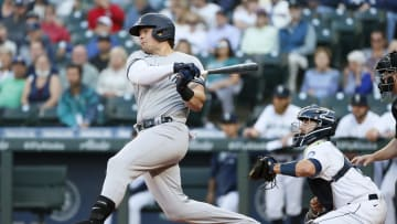 Luke Voit had a good series against the Mariners
