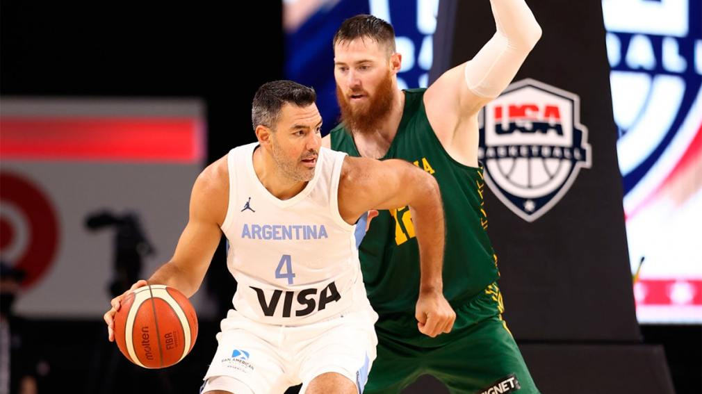 1626014239 367 The Argentine basketball team lost to Australia in Las Vegas