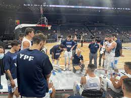 1626014241 The Argentine basketball team lost to Australia in Las Vegas