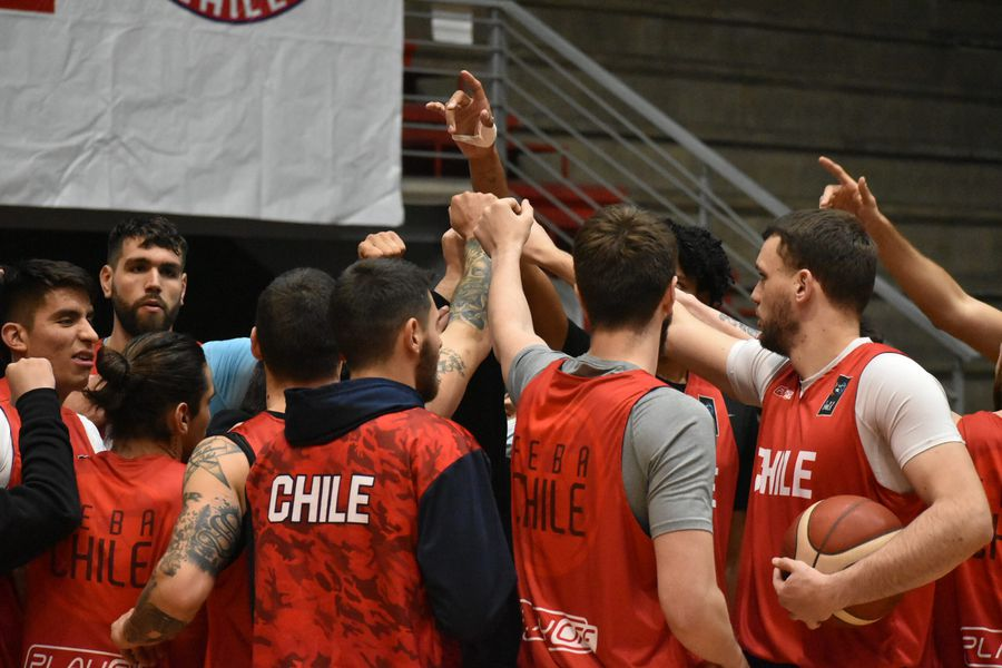 The stars align: the Golden Generation of Chilean basketball meets for the first time with the mission of reaching the World Cup - La Tercera