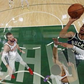 NBA Finals: Antetokounmpo gave air to the Bucks