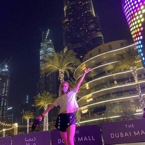 Pignatiello enjoys Dubai