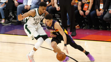 This Sunday the Bucks play their chances in the Finals against the Suns