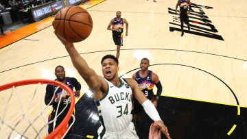 Giannis aims to lead Bucks to home win