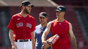 Chris Sale to start pitching in the minors after the All-Star Game