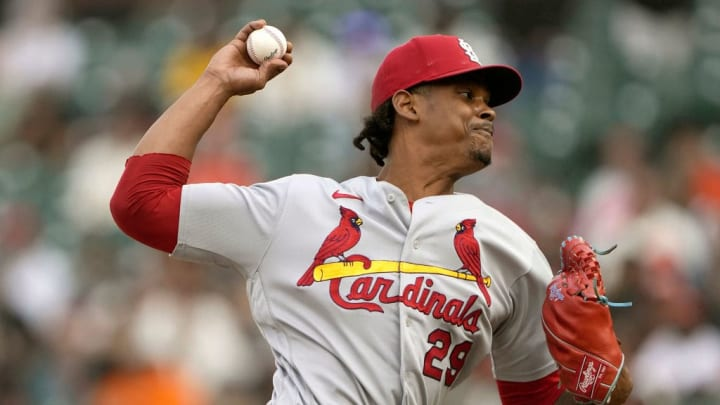 The Dominican Alex Reyes has been a fundamental piece of the relief of the San Luis Cardinals during the 2021 season of the MLB