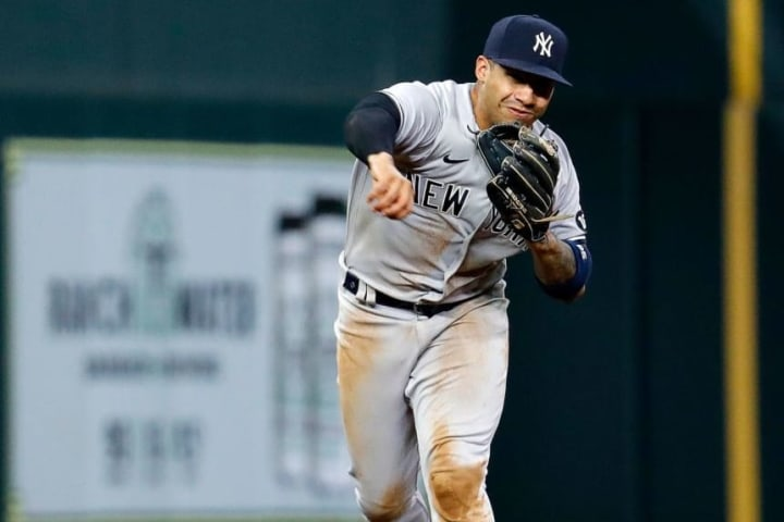 Torres has not been able to perform as expected with the New York Yankees in the 2021 campaign in which he barely batted .204