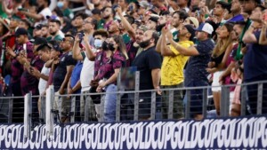 Concacaf leaves Mexico unpunished for homophobic shout in Gold Cup