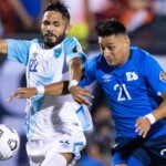 El Salvador bitter Guatemala on its return to the 2021 Gold Cup and is leader of group A
