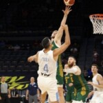 The Argentine basketball team fell to Australia in the last ball