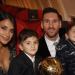 Messi's rivals for the Ballon d'Or