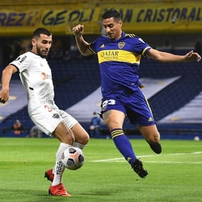 They annulled Boca 1-0 ...