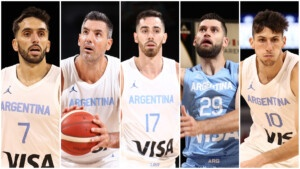 Five observations of the friendlies of the Argentina National Team towards the Tokyo 2020 Olympic Games | NBA.com Argentina | The Official Site of the NBA