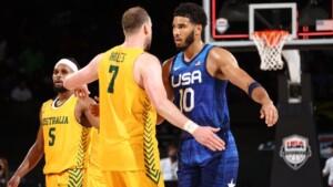 Team USA falls to Australia, second league loss in friendlies