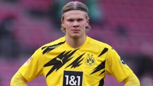 Dortmund reject Chelsea's first offer for Haaland