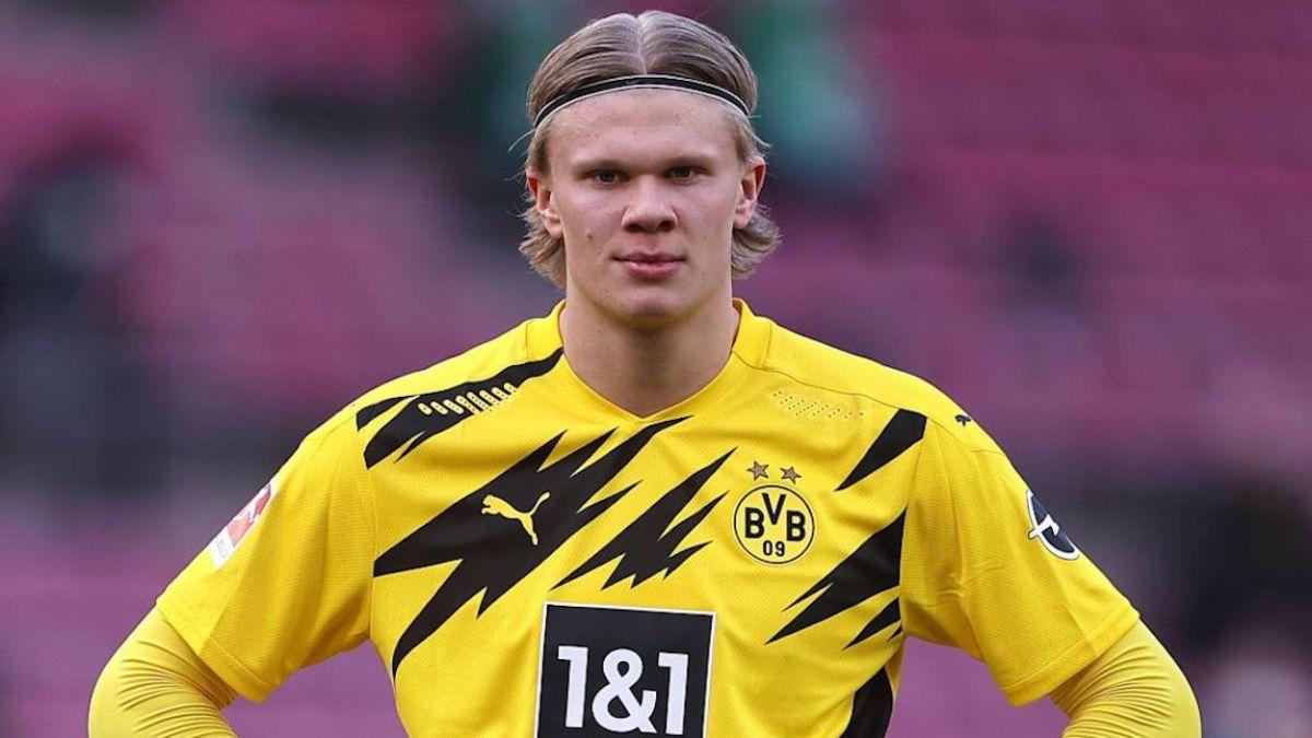 1626370061 Dortmund reject Chelseas first offer for Haaland