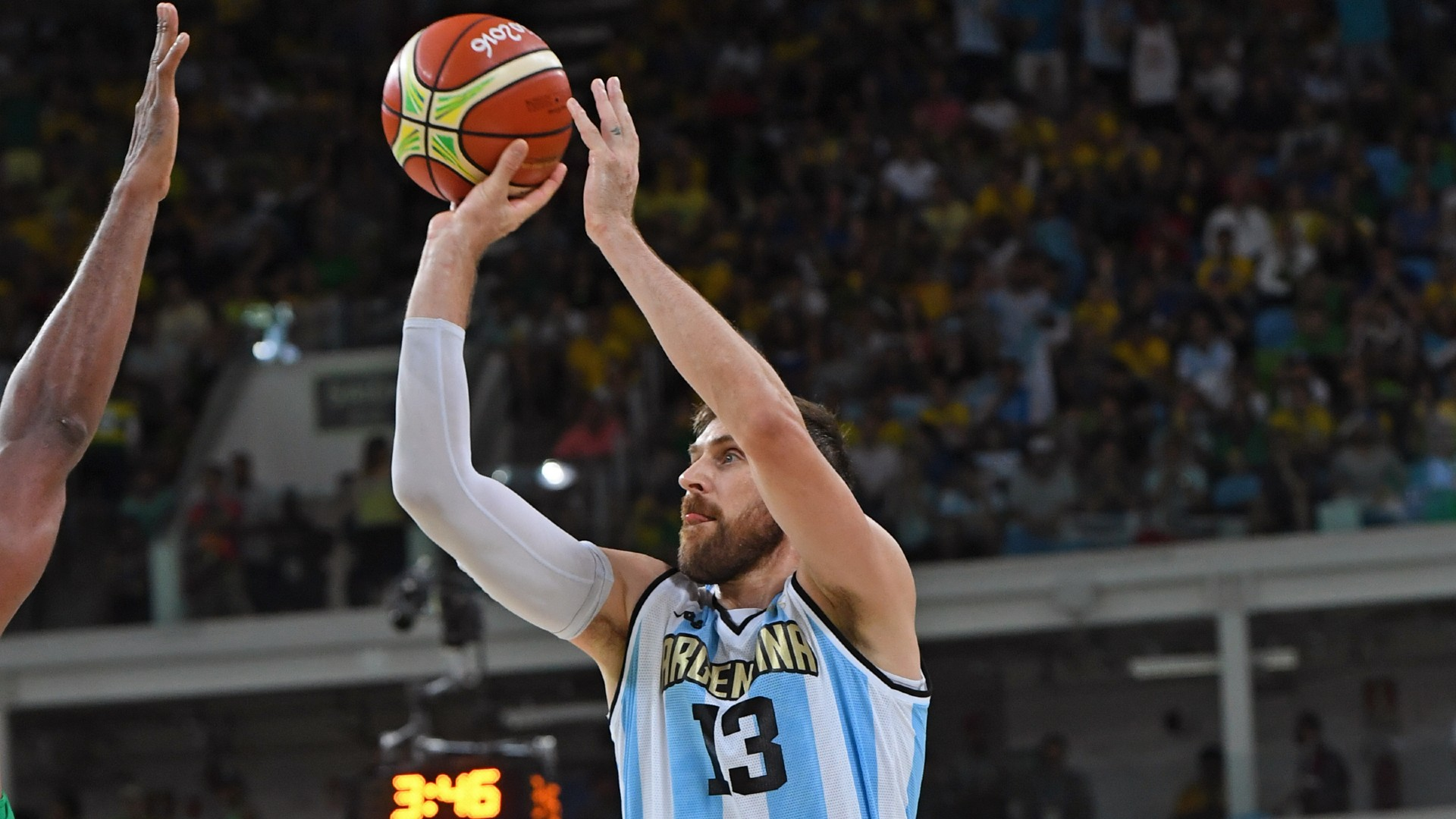 1626379379 250 The Argentine basketball team at the Olympic Games records statistics