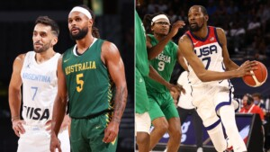 Tokyo 2020 Olympic Games: The Biggest Stories to Watch in Men's Basketball Tournament | NBA.com Argentina | The Official Site of the NBA