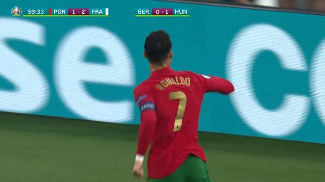 1626422847 535 Cristiano Ronaldo Juventus and Messis mirror