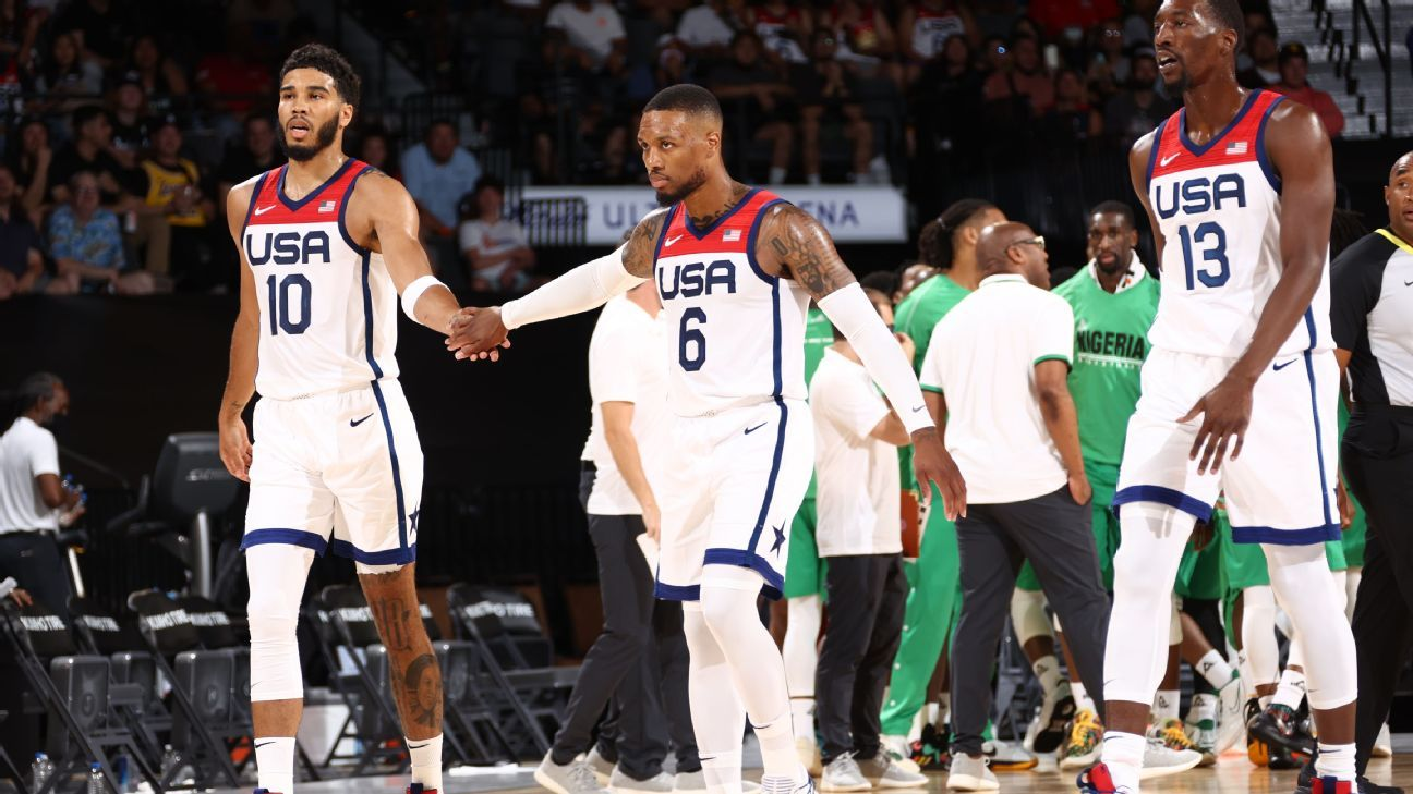 1626509109 Team USA loses to Nigeria