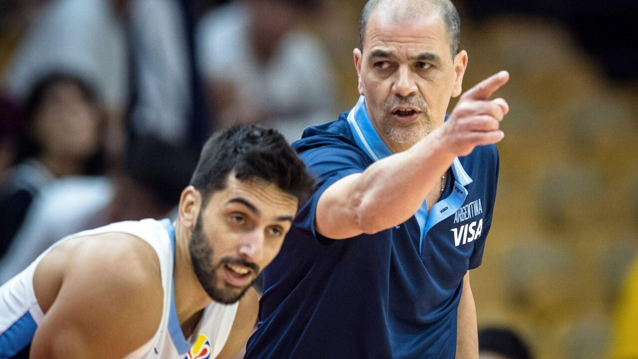Olympic Games: the Argentine basketball team has 12 chosen for Tokyo 2020