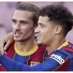 Griezmann and Coutinho: the couple of 100 'kilos'