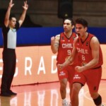 The Chilean Basketball Team closed the Pre-Qualifier undefeated after beating Nicaragua 82-63