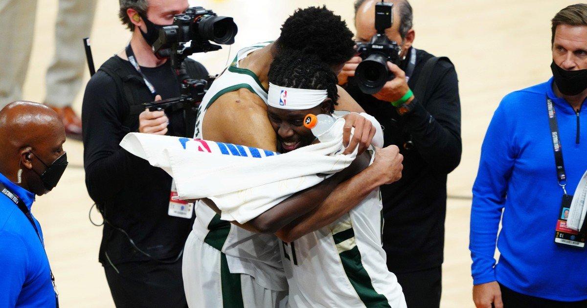 NBA: Milwaukee Bucks are one win away from being champions