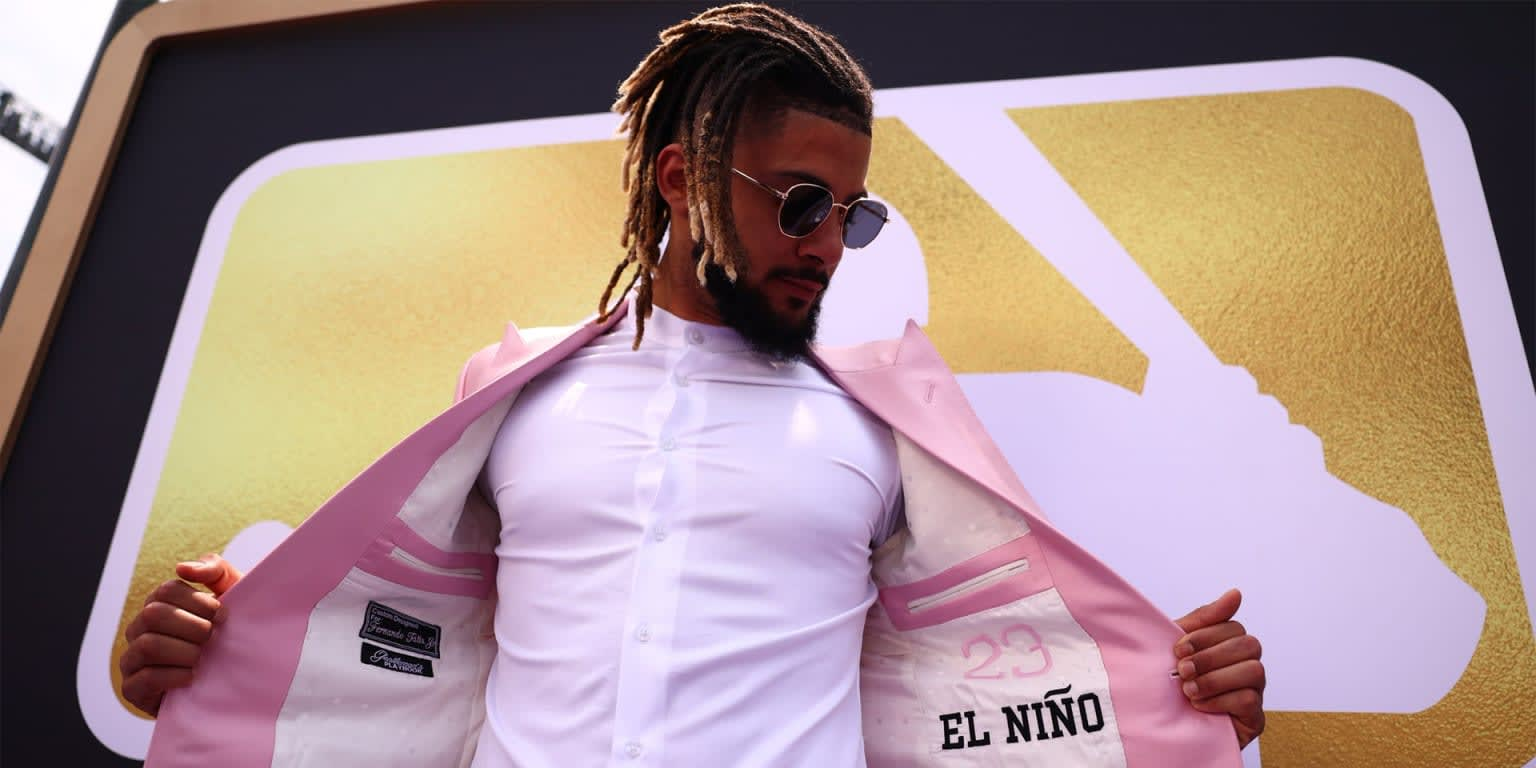 Tatis Jr. with all the flow