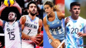 Why Argentina is the power of collective sports in the Olympic Games