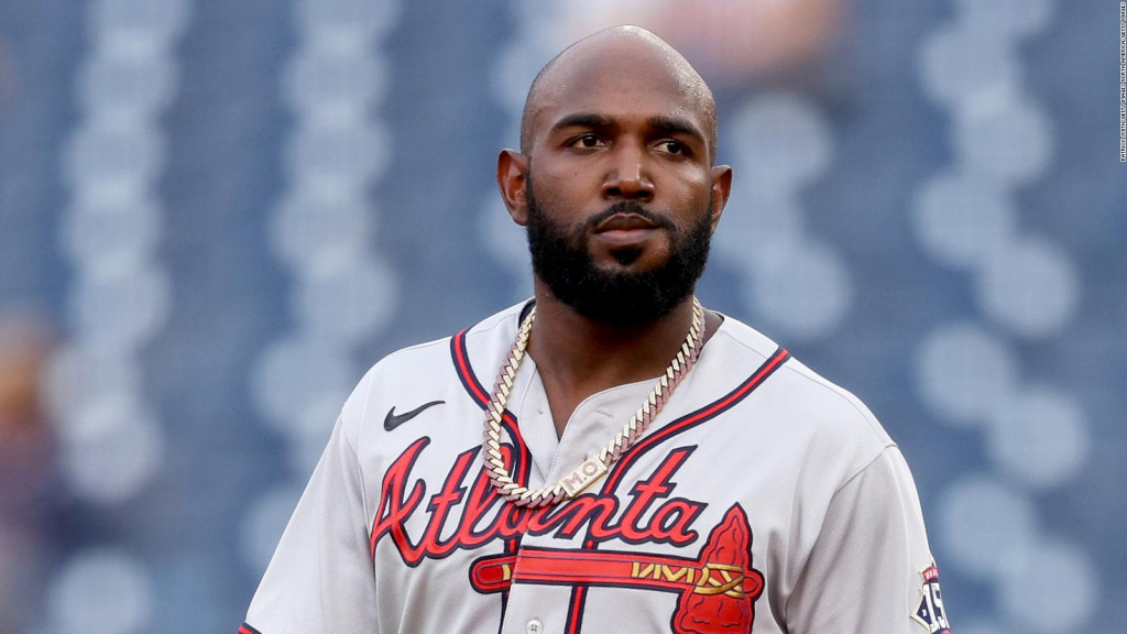 Marcell Ozuna gets out of jail on bail in his domestic violence case