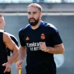 Real Madrid activates the 'Carvajal plan'