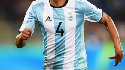 Why the Argentine National Team does not use the AFA shield