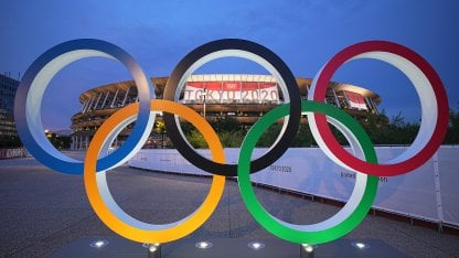 The Tokyo 2020 agenda: outcome and who's competing today