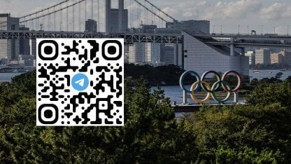 I followed the Olympic Games with our Telegram