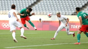 Mexico U23 vs. France U23 - Match Report - July 22, 2021 - ESPN