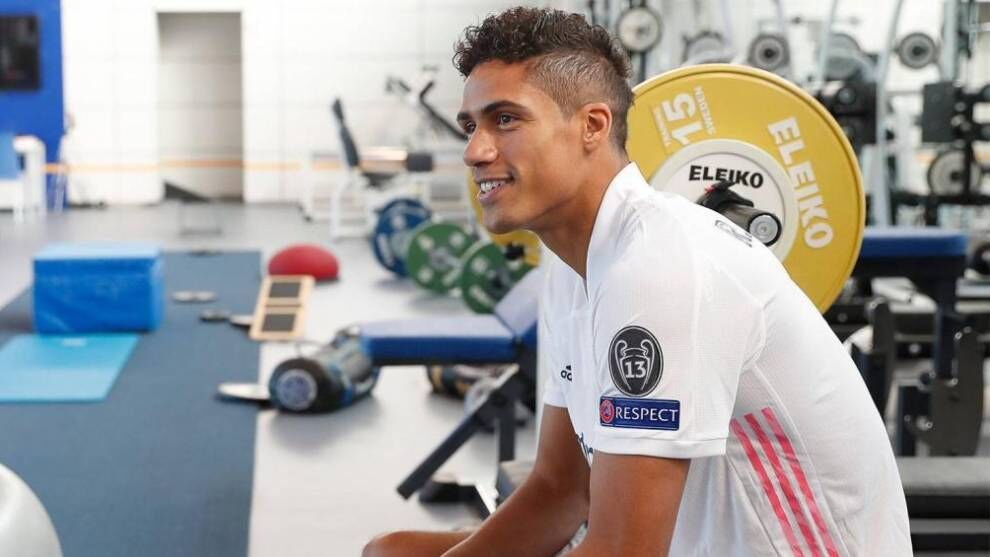 1626970008 United are not in a hurry with Varane