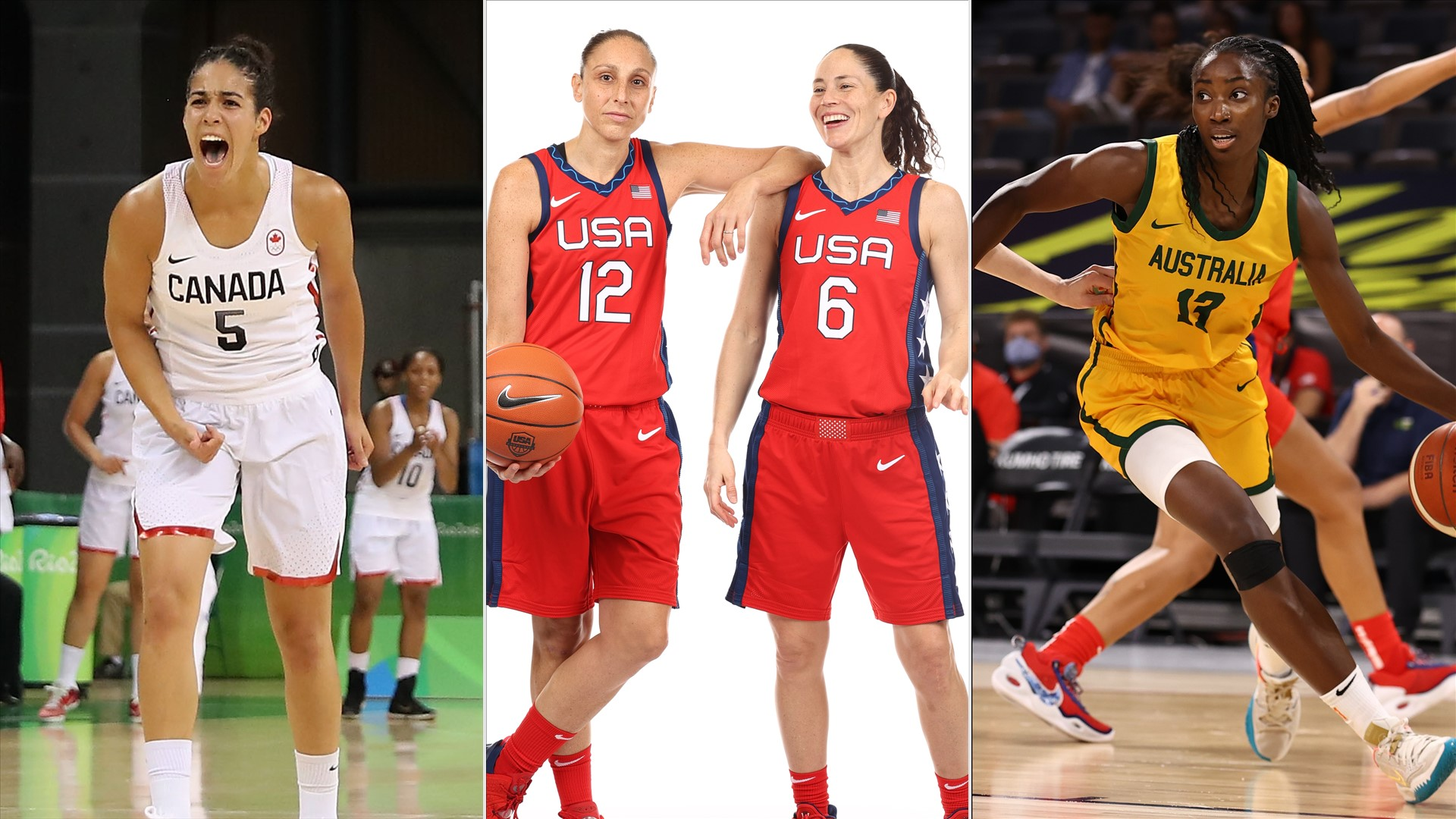 Guide to Women's Basketball at the Tokyo 2020 Olympics: Groups, Squads, WNBA Stars, Matches and More   NBA.com Spain   The Official Site of the NBA