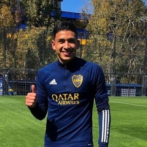 The moving gesture of the Boca kid who asked to play injured