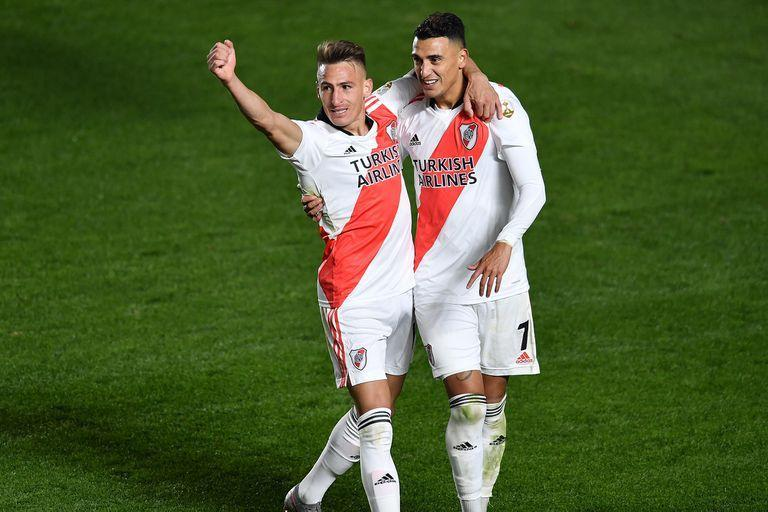 River comes from winning the Copa Libertadores but losing in the 2021 Tournament, against Col & # xf3; n; now it's his turn for the other Santa Fe team, Uni & # xf3; n.