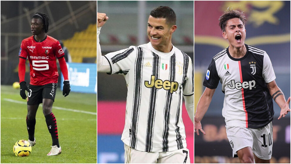 1627212241 Live transfer market Camavinga prefers Madrid Dybala Ronaldo is the duo