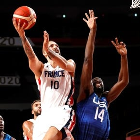 Basketball surprise: France beat the United States