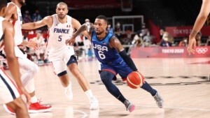 Olympic Games Tokyo 2020: summary of the first day of basketball | NBA.com Argentina | The Official Site of the NBA