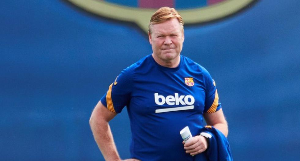 Barcelona was offered the revelation player of Celta de Vigo: Koeman did not take long to reject him
