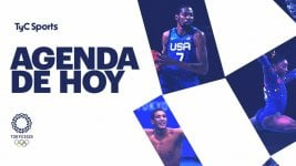 1627242425 149 Argentina vs Slovenia in basketball for the Olympic Games what